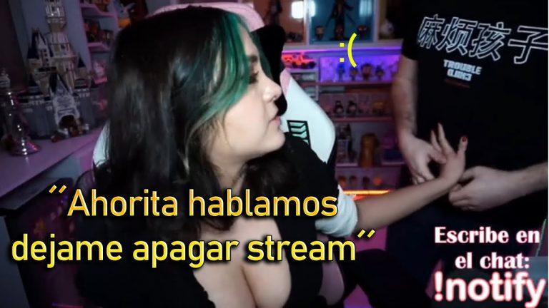 ARIGAMEPLAYS LLORA Y SE ENOJA EN DIRECTO